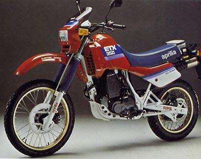 AprIlia ETX350