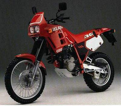 Gilera RC 600
