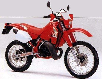 Honda CRM 250R
