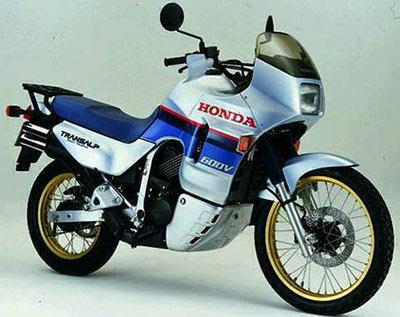 Honda XL 600V
