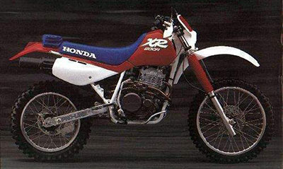 Honda XR 600R