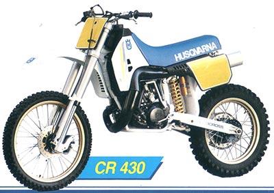 Husqvarna CR430