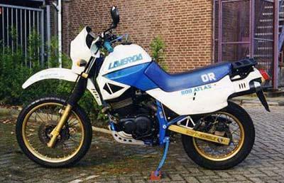 Laverda OR600 Atlas