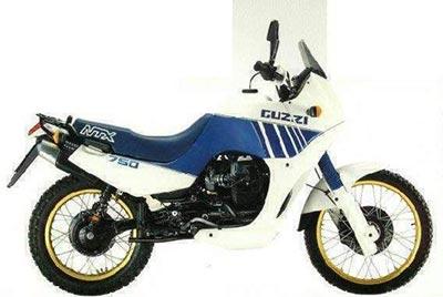 Moto Guzzi ntx750
