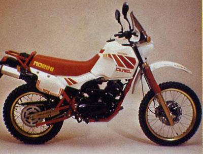 Moto Morini Camel-501
