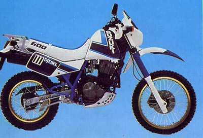 Suzuki DR 600R