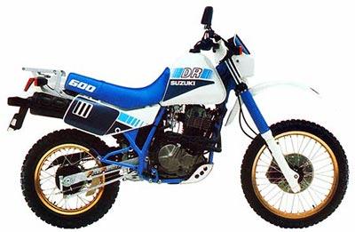 Suzuki DR 600S